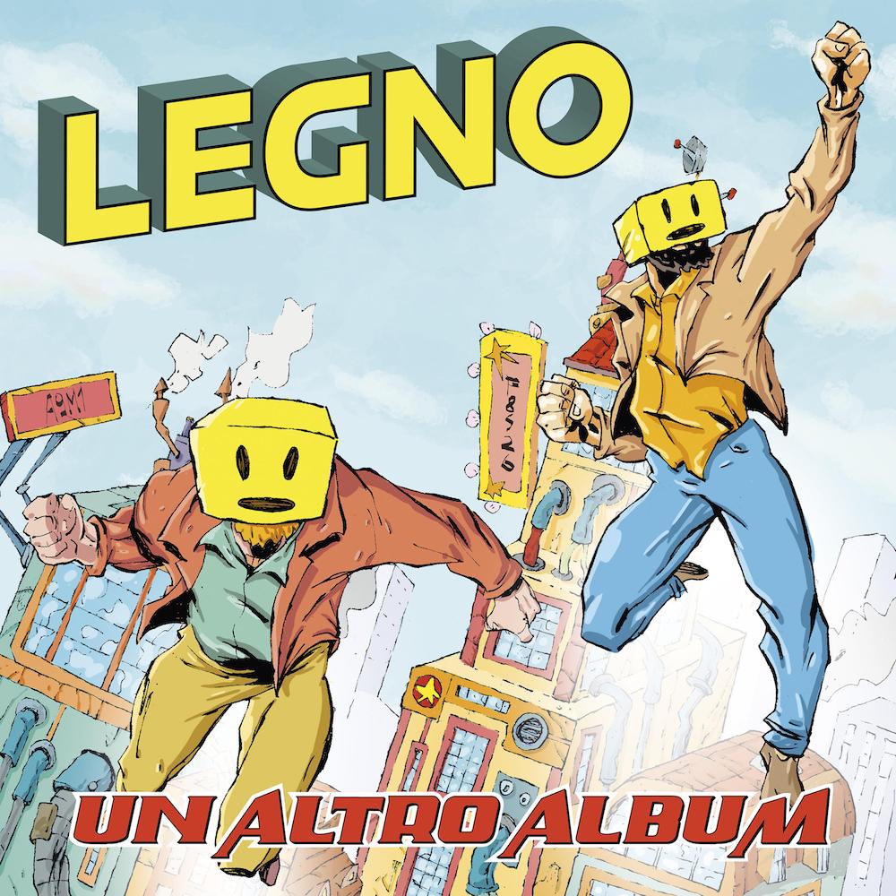 Legno Un altro album