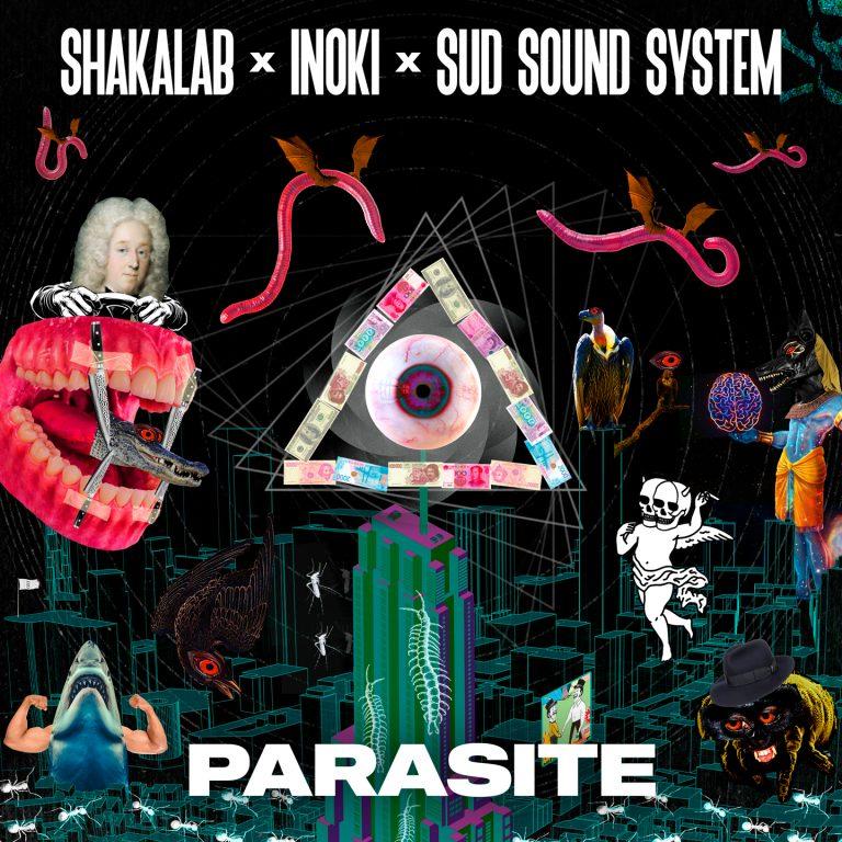 "SHAKALAB, IL NUOVO SINGOLO ""PARASITE"" E' CON INOKI E I SUD SOUND SYSTEM"