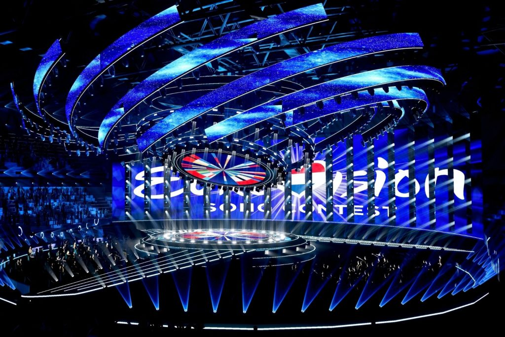 Eurovision Song Contest palco