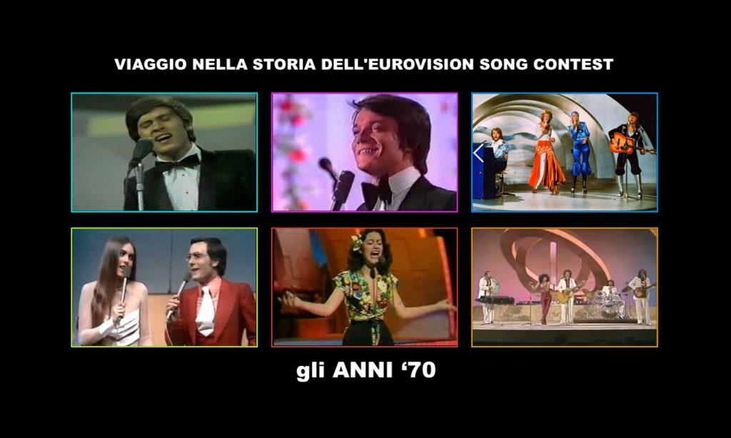 Eurovision anni 70