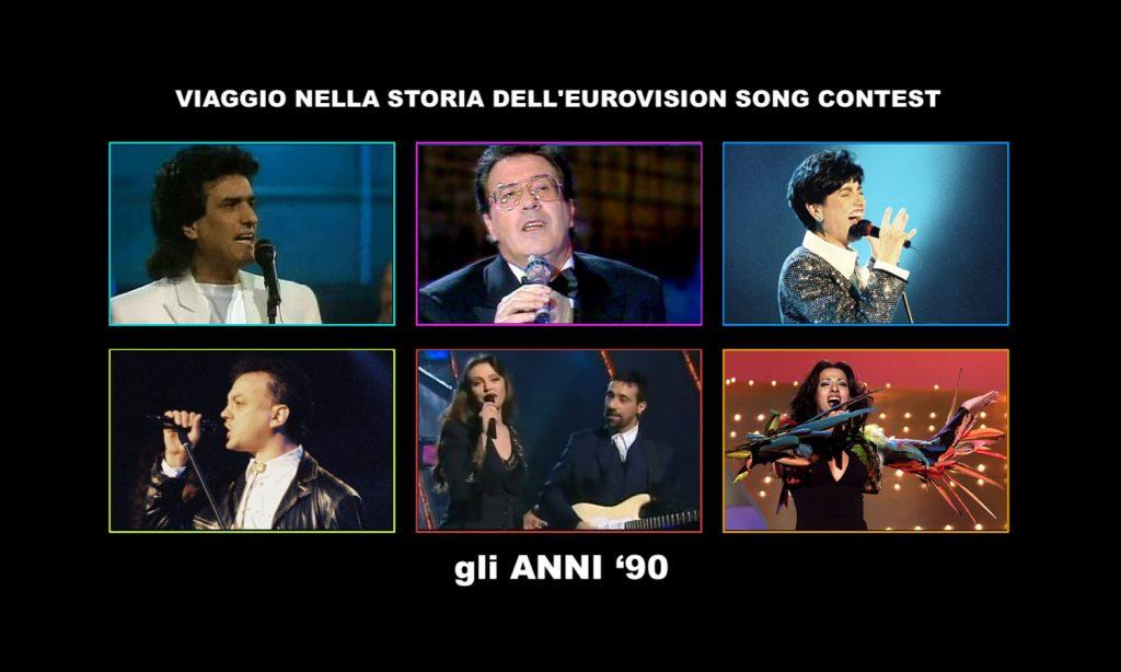 Eurovision anni 90
