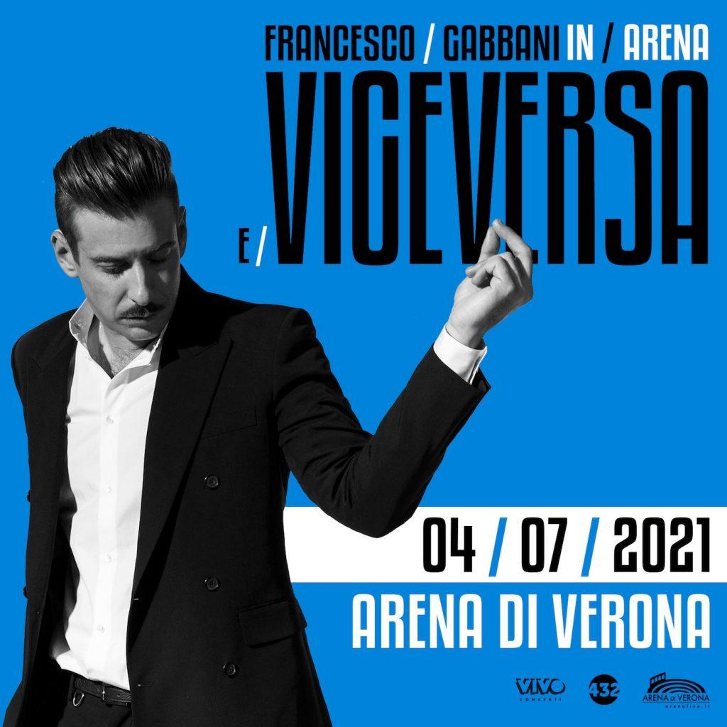 FRANCESCO GABBANI Arena di Verona